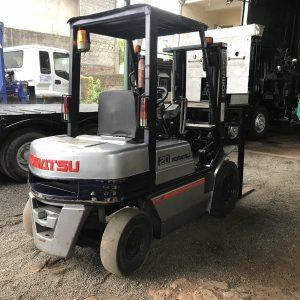 Kantrans Equipment & Logistics Pvt Ltd | Forklift Rentals